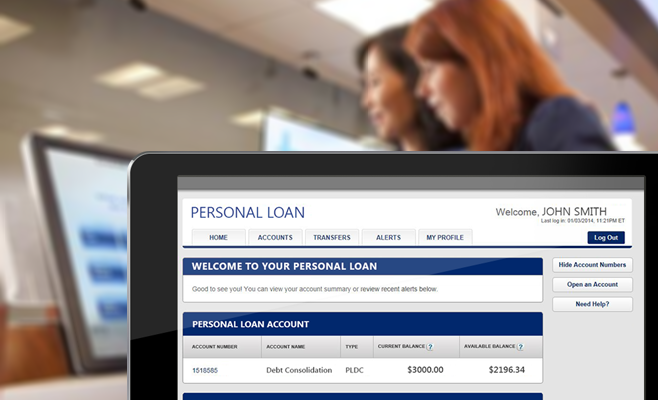 Personal Loans Banner